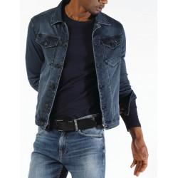 Twister Jeans erkek jack j24-05 (t) ındıgo